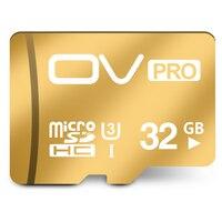 100 Original OV PRO Micro SD Card 32GB Class10 SDHC UHS 1 U3 Tarjetas SD Micro