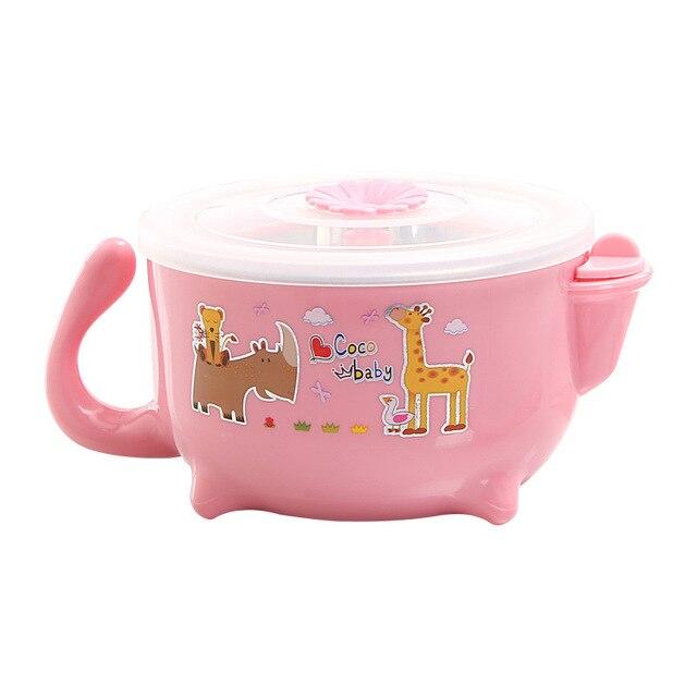 Pink Heated water dish 5c64f53815252