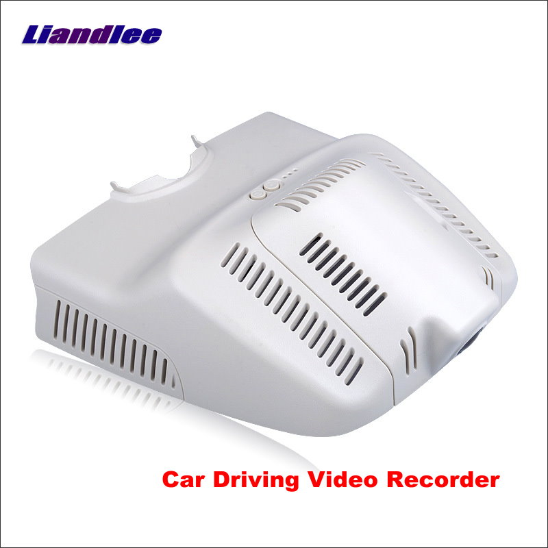 Liandlee Car DVR Front Camera Driving Video Recorder For Mercedes Benz GLK High End Edition 2015 HD AUTO CAM Mirror Monitor in DVR Dash Camera from Automobiles Motorcycles