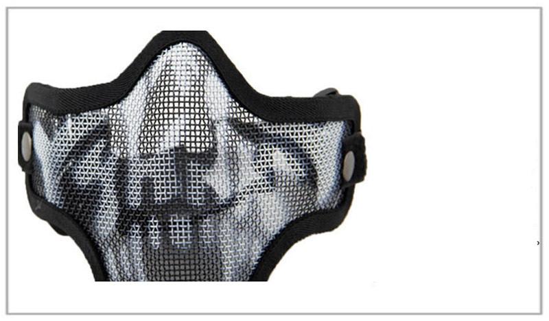 CS Half Face masks14