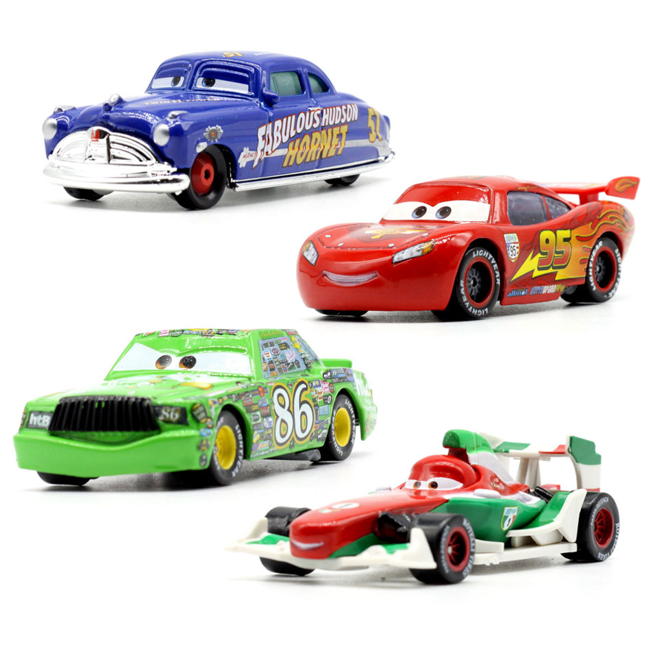 20 Style Disney Pixar Cars 3  Toys For Kids LIGHTNING McQUEEN High Quality Plastic Cars Toys Cartoon Models Christmas Gifts