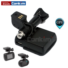 Conkim New Version GPS Holder 3M Sticker Car Holder For Dash Camera Mini 0903 NanoQ/ Mini 0905 /MINI 0903 PLUS