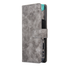 JINXINGCHENG Pouch Bag Protective Holder Cover Women Wallet Case for iqos 2.4 Plus PU Leather accessories