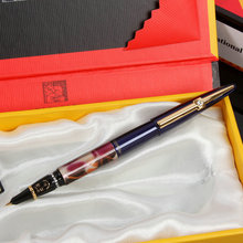 picasso gold plated pen Ps 988 peace of the world Warsaw memorial fountain pen  Golden White Black Blue 4 color  FREE shipping
