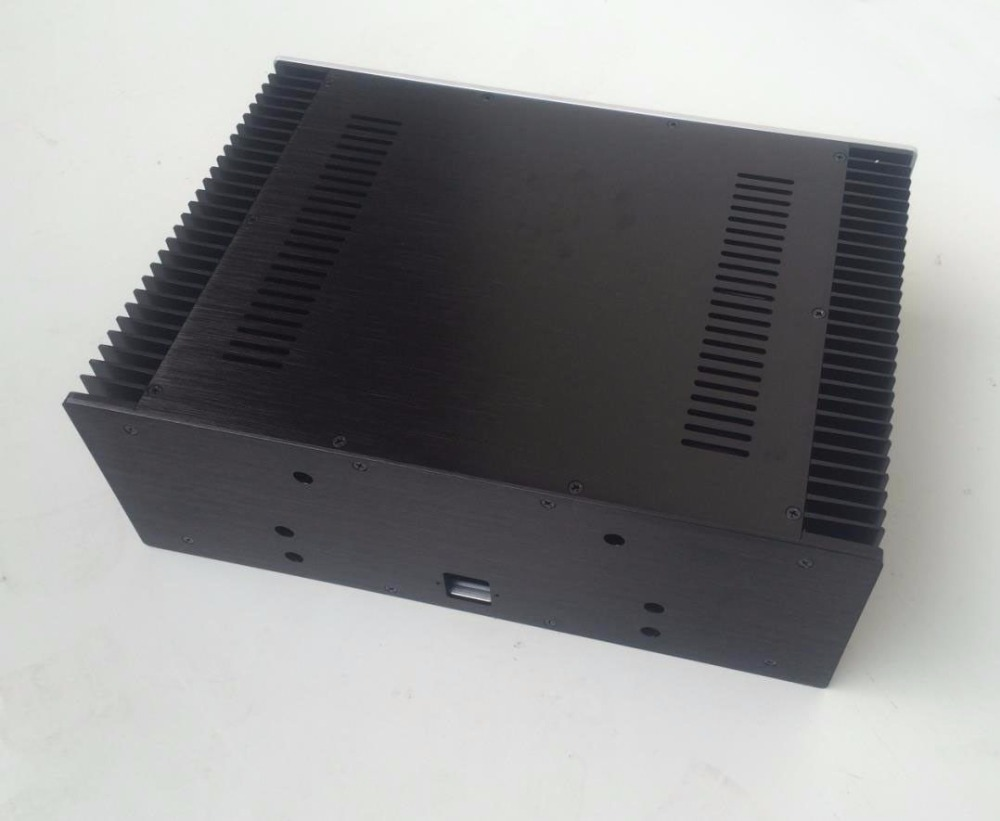 High End PASS Class A Power Amplifier Chassis Aluminum Enclosure DIY Case Box citilux бра citilux cl427310