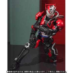 """Image 5 - Orijinal BANDAI Tamashii milletler S.H.Figuarts (SHF) özel aksiyon figürü süper ölü ısı sürücü """"Kamen Rider sürücü"""""""