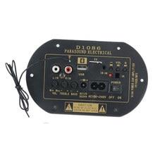 1 pc Bord de L'amplificateur Haute Puissance Salut Fi Amplificateurs Conseil Pour 12 V 24 V 220 V 80 W PC TV DVD CD Téléphone Portable Moto voiture