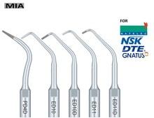 Dental zahnärztliche instrument zahnaufhellung zahnmedizin zahnärztliche ausrüstung ultraschall scaler spitze für SATELEC NSK DTE retrograde kit