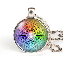 Steampunk 2017 New Vintage Rainbow Mew Pokemon Cosplay Anime Vintage Necklace Pendant Jewelry Charm Gift Women Men Chain