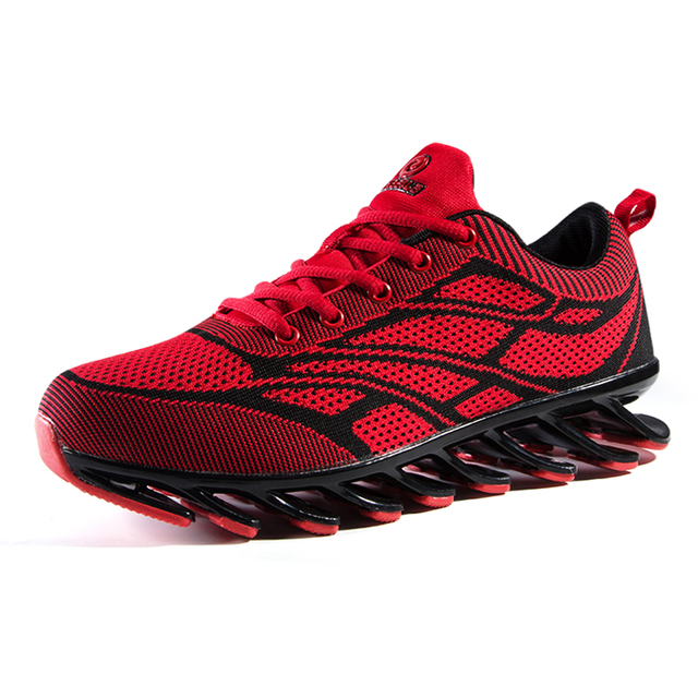 FEOZYZ Flywire Running Shoes For Men Athletic Jogging Shoes Men's Sneakers Training Sport Shoes Man Trainers Zapatos Hombre
