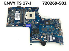 720269-501 fit FOR HP ENVY SELECT 17T-J000 17-J laptop motherboard 6050A2549601-MB-A02 mainboard HM77 740M/2G 90 Days Warranty