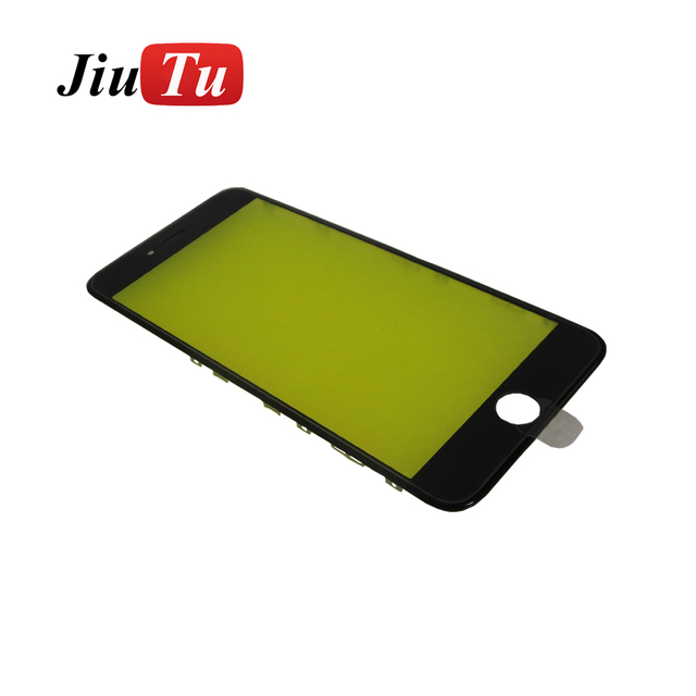 Original Cold Press LCD Front Glass with Frame Bezel for iPhone 6S ...