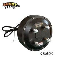 Single side High Torque10 1000w 2000w 3000w Motor Single Shaft Hub Motor 10inch 1kw 2kw 3kw For Electric Car ATV Beach Car DIY
