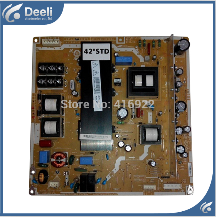 95% new Original original for 42 power board lj41-00187a 42pspf321501c u2p-sdi-4250 on sale 95% new original for 47ld450 ca 47lk460 eax61289601 12 lgp47 10lf ls power supply board on sale