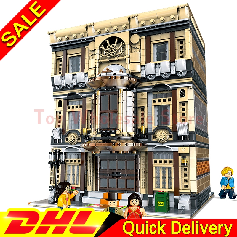 XingBao 01005 5052Pcs Genuine Creative MOC City Series Maritime Museum Set Building Blocks Bricks Toys Model Gifts Clone Lepin movado museum classic 0606503