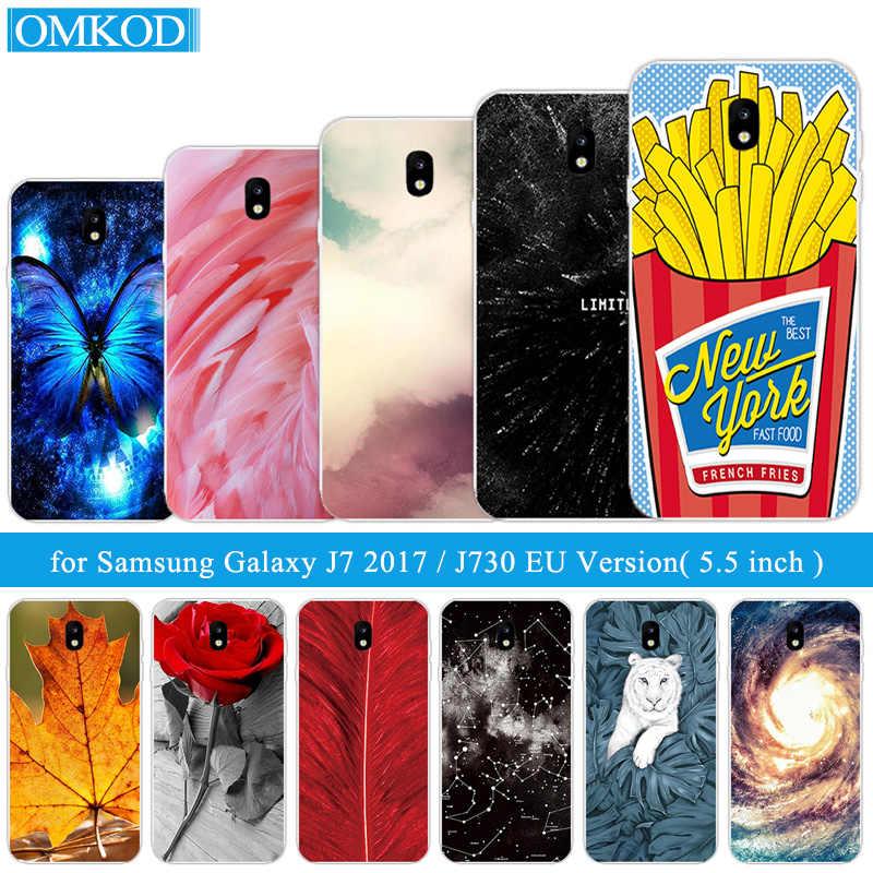 cover samsung galaxy j7 2017 silicone