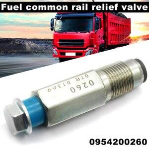 Image 1 - 2019 schiene Kraftstoff Druck Relief Limiter Ventil 0954200260 für Nissan Navara D40 Pathfinder 2,5 DCI CSL88