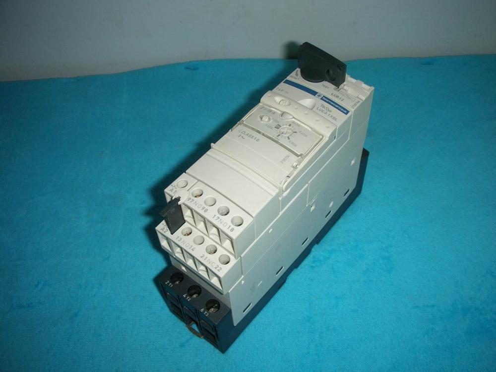 1PC USED Schneider LUCA1XBL 1pc used fatek pm fbs 14mc plc