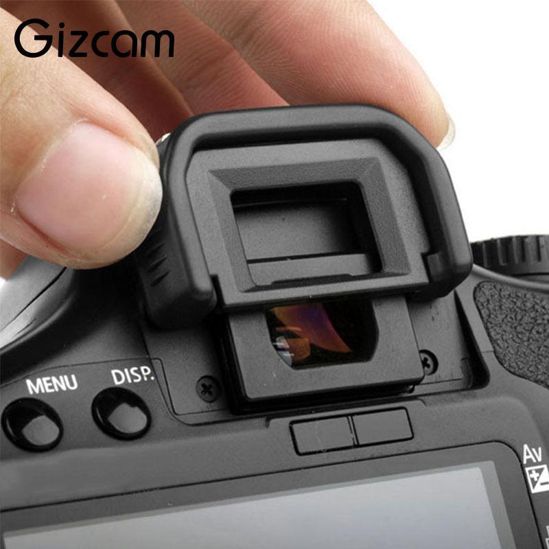 Gizcam EF Eyecup EF Eye Cup for Canon 1000D 500D 450D 400D 350D 300D 550D 600D 650D 50D Rebel T3i T2i T1i Viewfinder Cover - ANKUX Tech Co., Ltd