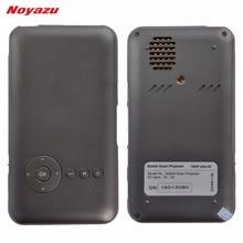 Noyazu 5000 mAh Batterie Mini portable Wifi Projecteur 16 GB HDMI Sortie DLP Android 4.4 De Poche Sans Fil Bluetooth Projecteur