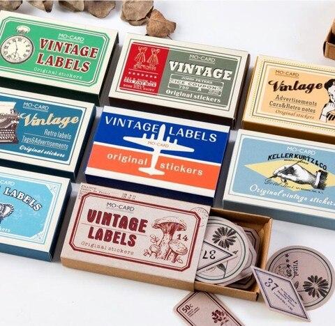 20 conjuntos lote 1 retro caixa de fosforos planejador diario adesivos decorativos mobile oficio scrapbooking
