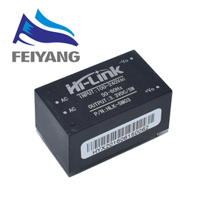 Image 3 - 5pcs HLK 5M05 HLK 5M03 HLK 5M12 5W AC DC 220V to 12V/5V/3.3V Buck Step Down Power Supply Module Converter Intelligent