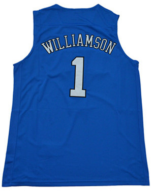 e864c2047d72 1 Zion Williamson Throwback Jers Retro Top quality Basketball Jersey  Embroidery Stitched US Size XXS-