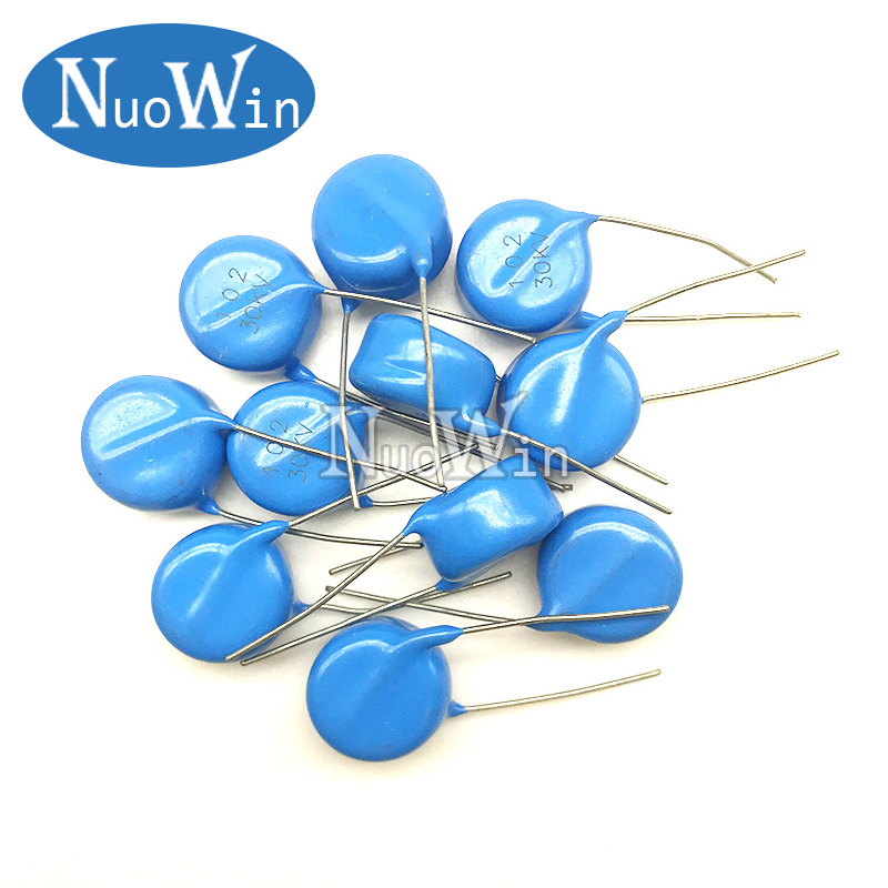 100pcs 0.001uf 1nf 1000pf 102 2000V High Voltage Ceramic Disc Capacitor