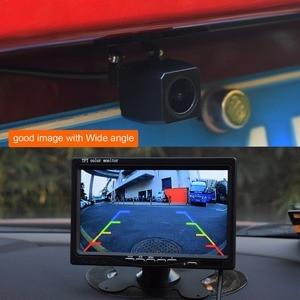 Image 4 - Xcgaoon金属ccd車リアビューカメラナイトバージョン防水広角バックアップカメラ駐車場支援