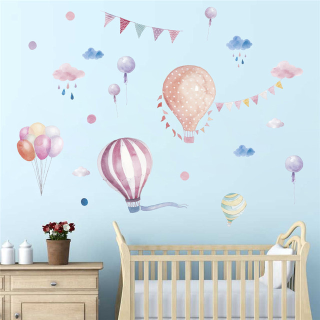 Decorative Baloon Wall Sticker
