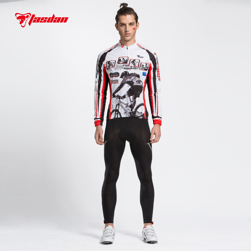 Tasdan Cycling Wear Cycling Clothes Cycling Jersey Sets Breathable Quick Dry Mountain Bicycle Racing Bike Sportswear  for Men 2016 high quality new cycling jersey women and men s mountain bicycle cycling clothing racing bike riding wear breathable