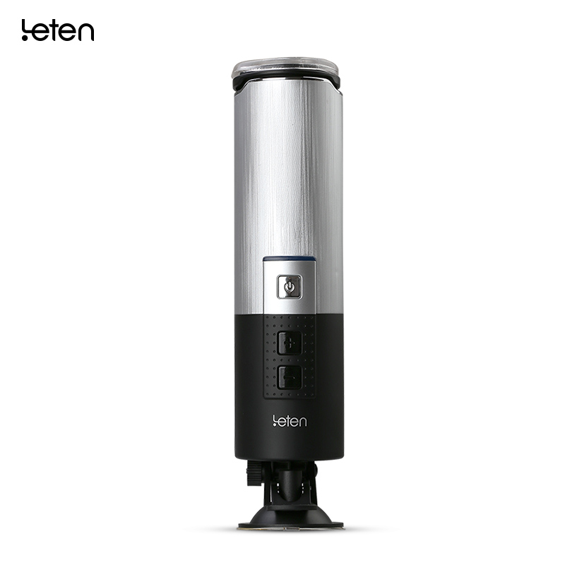 leten Aircraft Cup Leten Piston HandsFree 10 Function Retractable USB Rechargeable Male Full Automatic Masturbator Sex Toys usb magnetic charging auto masturbator cup fast retractable fully automatic aircraft cup male masturbation machine sex products