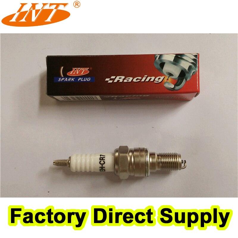 2pcs Int Motor Spark Plug Eh-cr7 For Cr7eh-9 Cr7ehix-9 4303 Xs4303 Ar14ys 8698 4212 U22fer-9 U22fsr9 98059-57910 3486