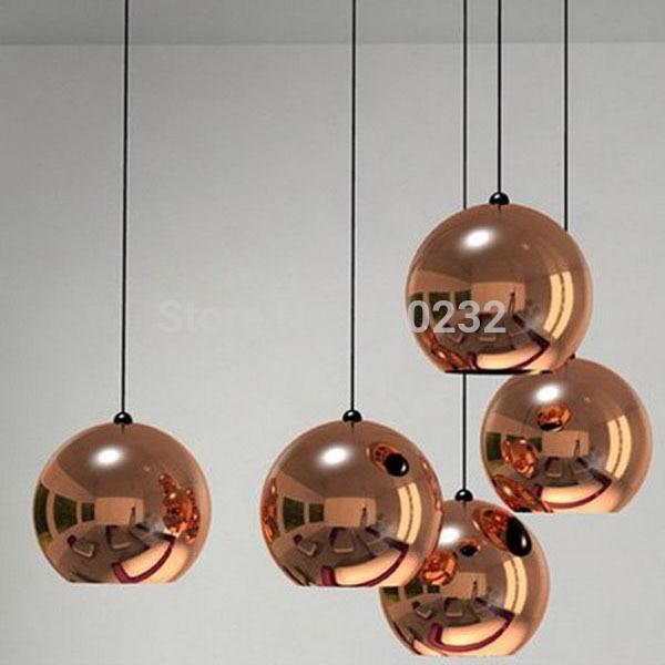 Diameter 20 25 30 35 40 Cm Copper Gold Color Tom Dixon