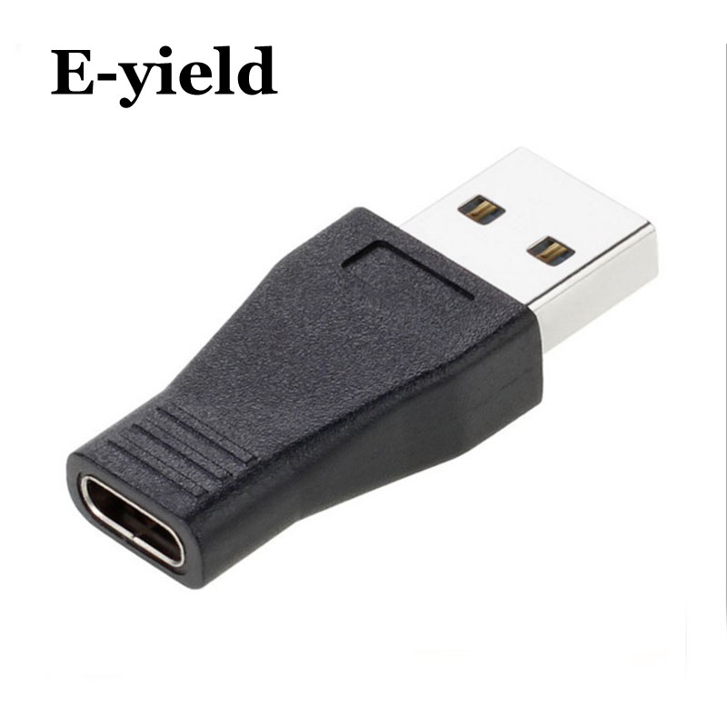High Speed USB 3.1 Type C Female to USB 3.0 Male Port Adapter USB-C to USB3.0 Type-A Connector Converter reliable convenient usb 3 0 type a female to female plug adapter extension connector coupler
