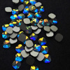 288Pcs 6 8mm 2316 Crystal AB Square Nail Rhinestones For To Nails Art Glitter Crystals Decorations