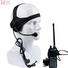 Tactical Selex TASC1 гарнитура II стандартный штекер микрофон с Kenwood PTT Walkies Talkie CS Игры Охота страйкбол наушники
