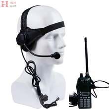 Тактическая гарнитура selex tasc1 стандартный штекер микрофон