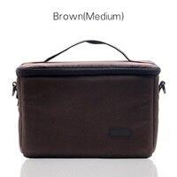 M Brown