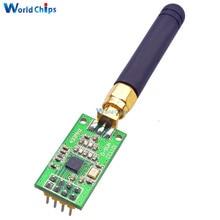 CC1101 беспроводной Радиочастотный приемопередатчик 315/433/868 МГц + антенна SMA беспроводной модуль 915 1,8 в