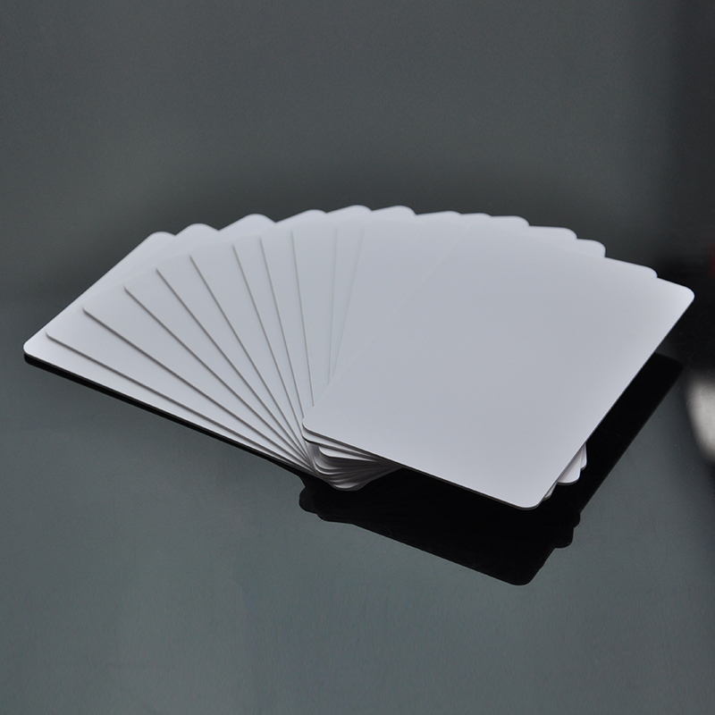Low Frequency Plastic Blank 125khz Tk4100 Blank Chip Card Calendars, Planners & Cards Business Cards