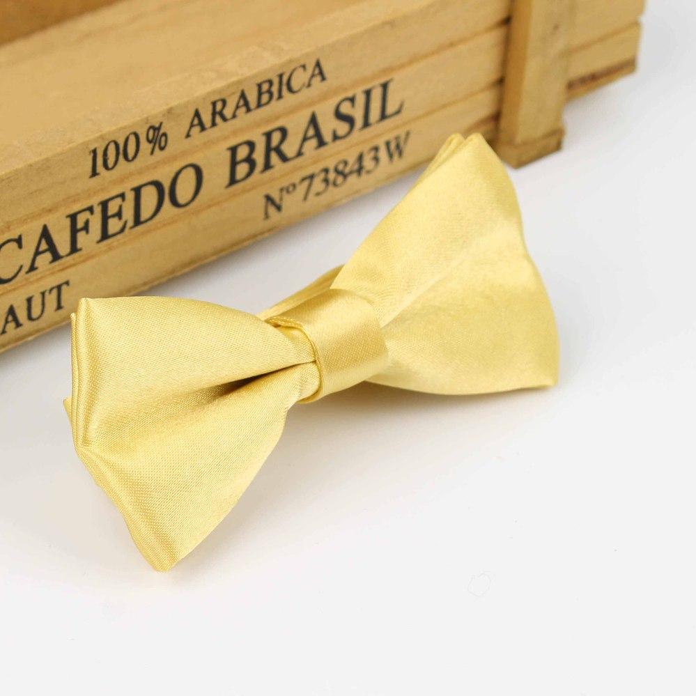 Детский Модный деловой классический однотонный костюм с бабочкой для свадебной вечеринки, Детский костюм, смокинг, галстук-бабочка для домашних питомцев - Цвет: 5