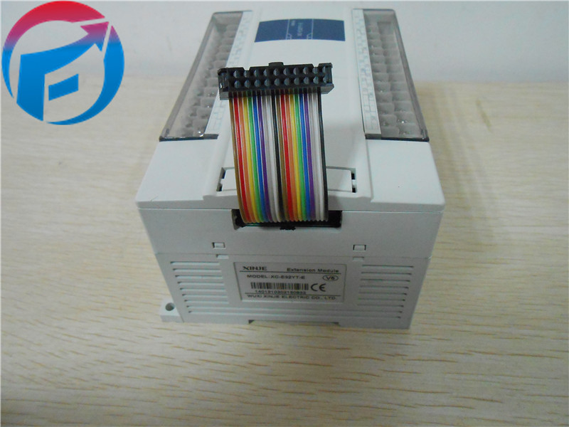 XINJE 32DO Transistor Expansion Module XC Series PLC 220V HMI XC-E32YT New Original стоимость