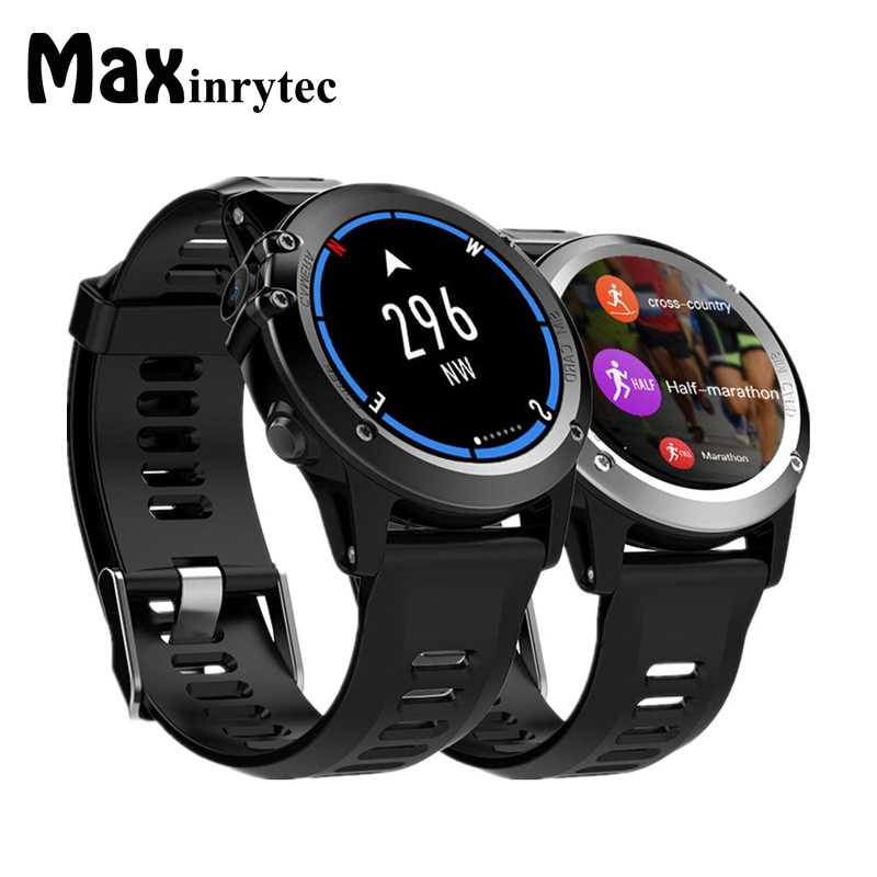 Maxinrytec H1 IP68 Waterproof Android GPS Smart Watch Smartwatch Wristwatch 3G SIM WiFi Sport Fitness 5MP Camera Water Resistant ip68 waterproof android gps smart watch smartwatch wristwatch 3g sim wifi sport fitness 5mp camera h1 steel strap smart watch
