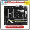 100% desktop motherboard para msi sli z97s krait edição de trabalho motherboard, chipset z97 socket 1150 atx trabalho perfeitamente