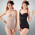 2015 New Lady Sexy Corset Slimming Suit Shapewear Body Shaper Magic Underwear Bra Up New #005