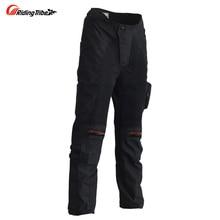 Tribu de equitación paseos al aire libre de protección de motocicletas de motocross pantalones de malla transpirable verano