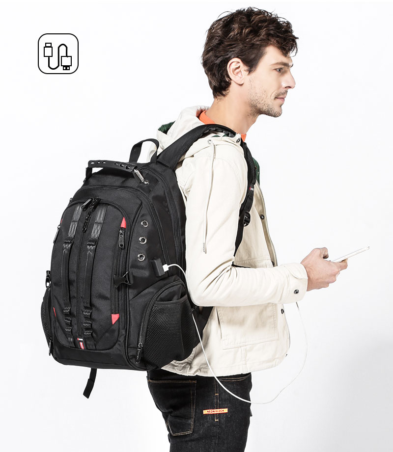 15.6 anti-theft laptop backpack  - durable 45l s strap design 15.6 Anti-Theft Laptop Backpack  – Durable 45L S Strap Design HTB19GhJbzzuK1RjSspeq6ziHVXaG