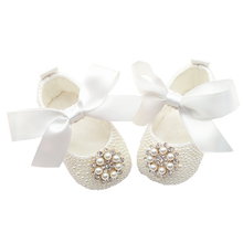 100days Diamond Bling Pacifier Match Flower Baby Girl Shoes