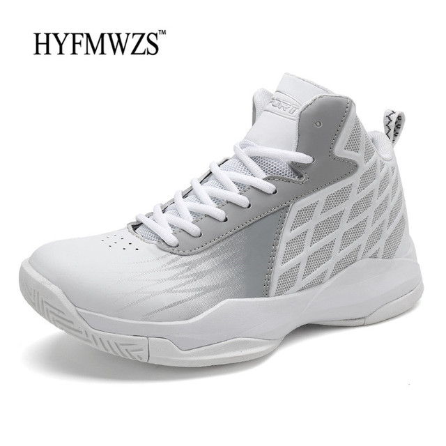 HYFMWZS Sneakers Men Basketball Shoes Superfly Breathable Sneakers Basketball Non-slip Sport Shoes Men Basket Homme Krasovki